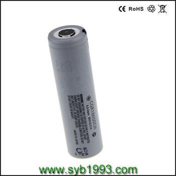 2250mah 3.7v 18650 CGR18650CH robot vacuum cleaner battery