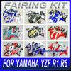 For yamaha Motorcycle Fairing