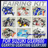 For suzuki Motorcycle Fairings