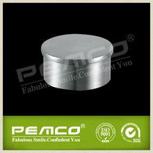Foshan 2013 hot sale stainless steel best flat top end cap