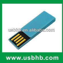 New style 2gb plastic usb flash disks