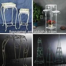 Q235 indoor metal plant stand( factory )