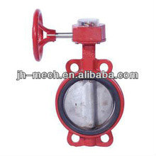Standard Manual Butterfly Valve with Gear Operator