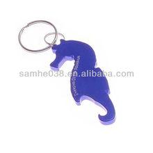 Best Seller Seahorse Shape Aluminium bear Bottle Opener