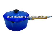 Sauce Pan with Wooden Handle