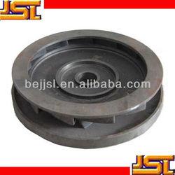 spheroidal graphite cast iron