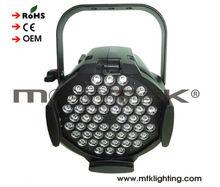 Shenzhen led par lighting good heat sink led par can stage lighting for aquarium light par 180w RGB