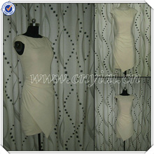 PP2556 Cap Sleeves Short Formal Dress Prom Dresses