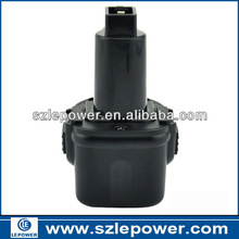 Factory price! 7.2V Ni-CD replacement Power Tool BatteryDE9057 DE9085 DW9057 for Dewalt DEW 920K