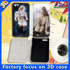 2013 newest 3D pattern hot selling wallet case for iphone 5