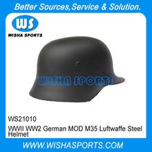 WWII WW2 German MOD M35 Luftwaffe Steel Helmet