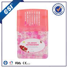China Manufacturer Odor neutralizing gel beads car air freshener