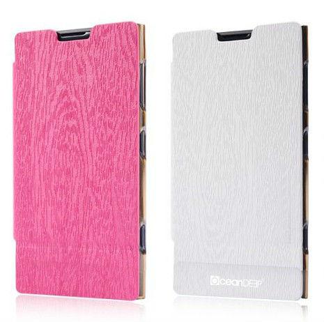stylish leather case nokia lumia 1020 cell phone leather case