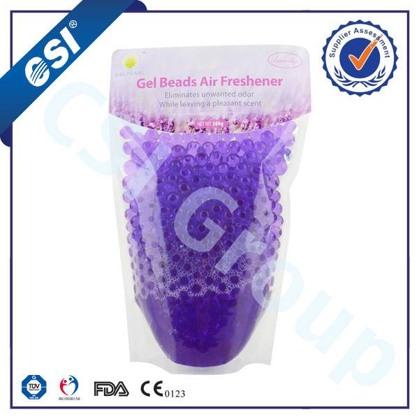 China Colorful air freshener toilet air freshener