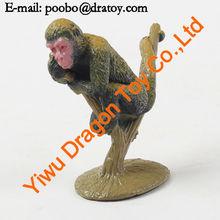 plastic animal figurine monkey