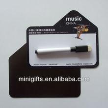 Marker pen with magnet/ whiteboard marker pen