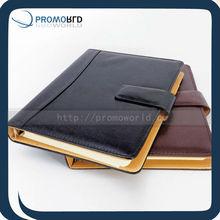Pu diary notebook pu organizer notebook leather cover