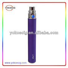 The most hot sell best ego t battery with 3 or 5 clicks on/off function and quality guaranteed