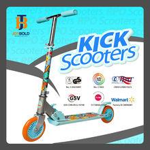 Wholesale Cheap 2 Wheel Custom Kick Scooter Folding Scooter For Kids JB201 (EN71-1-2-3 Certificate)