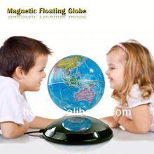 Christmas gift, Magic Floating Globe promotion gift lamp