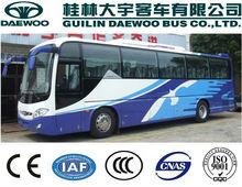 11m guilin daewoo passenger bus GDW6119H