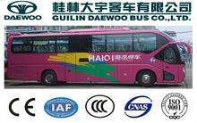 Long distance travel luxury bus GL6128H