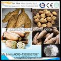 La yuca harina de papa de la máquina de procesamiento de 0086-13838527397