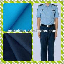 "Military Navy / Air Force / Army Uniform fabrics - TR 65/35 32/2*32/2 99*52 57/58"" TWILL - 2014 HOT SALE TEXTILE"
