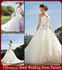 S032 New Arrival 2015 Simple But Elegant Contoured Wedding Dress Wedding Gown