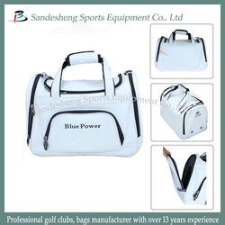 Leather Golf Travel Bag/Golf Range Bag