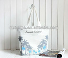 Canvas tote bag designer shoes and bags to match