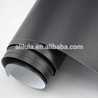 TOP Selling 3M Quality Black Matte Car Wrapping Film,Car Matte Sticker,Hot Sale Colored Car Wrap Vinyl 1.52*30m