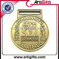 Deportes diseño personalizado medalla de recuerdo