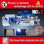 bopp air bubble film production line