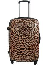 hard case travel bag 2014 hot selling super light ABS+PC film luggage bag