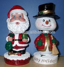 garden dwafts figurine Santa Clous gnome