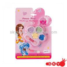 2013 hot sale 4color eyeshadow for kids eye make-up
