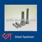 307A M16 carbon Steel DIN931 half thread Hex Bolt