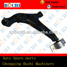 Best selling top quality high performance car suspension parts upper control arm for SANTANA
