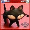 Cat Plastic Figure Toy;Cute Cat Plastic Action Figure;Plastic Toy Cat Figure Doll