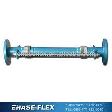 in acciaio inox rivestito flessibile compensatore laterale per la circolazione