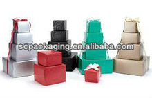 2014 popular gift tower box