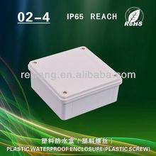 Plastic Waterproof Electronic Electric Enclosure