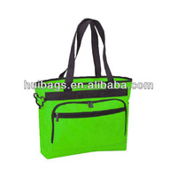 Promotional Cheap Good Zipper Style Shopping Bag