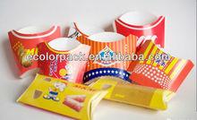 food grade paper ecofriendly disposal french fry box