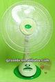 16 polegadas ventilador de mesa elétrica