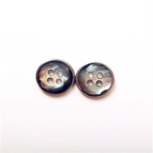 Color 12 mm shirt small pearl buttons men's shirts button clasp pants like shell resin UV buttons