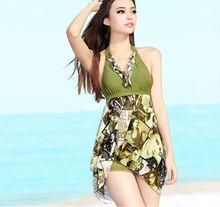 Plus Size Dress Swimwear