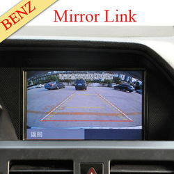 CVS-1221 Benz parking system with mirroring