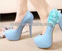 high heel wedding shoes beautiful bridal shoes 2013 PF2209